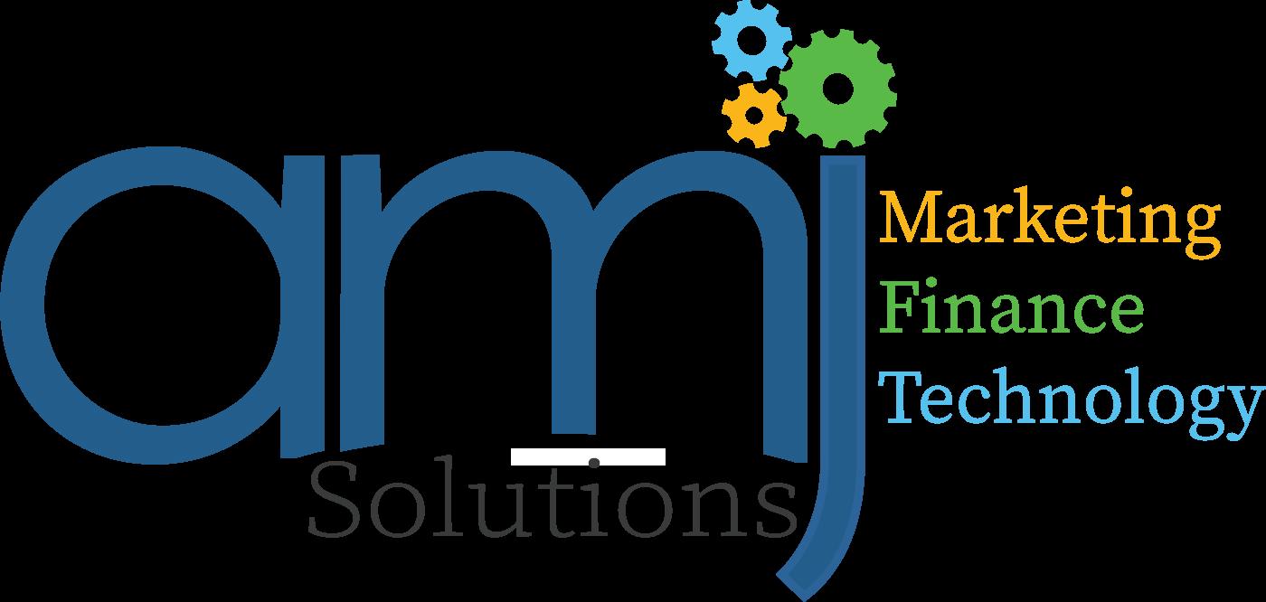 AMJ Solutions Logo