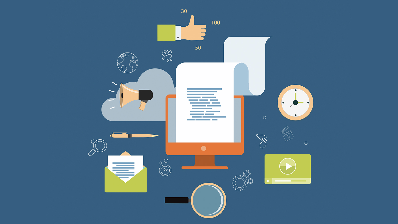 SEO & Content Marketing Go Hand-In-Hand - Here's Why